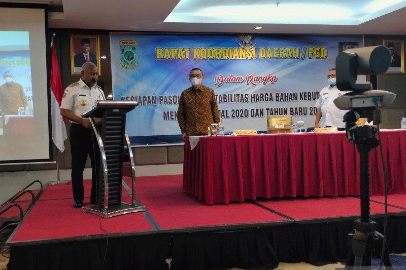 Satgas pangan Papua Barat diimbau mencegah serbuan tengkulak