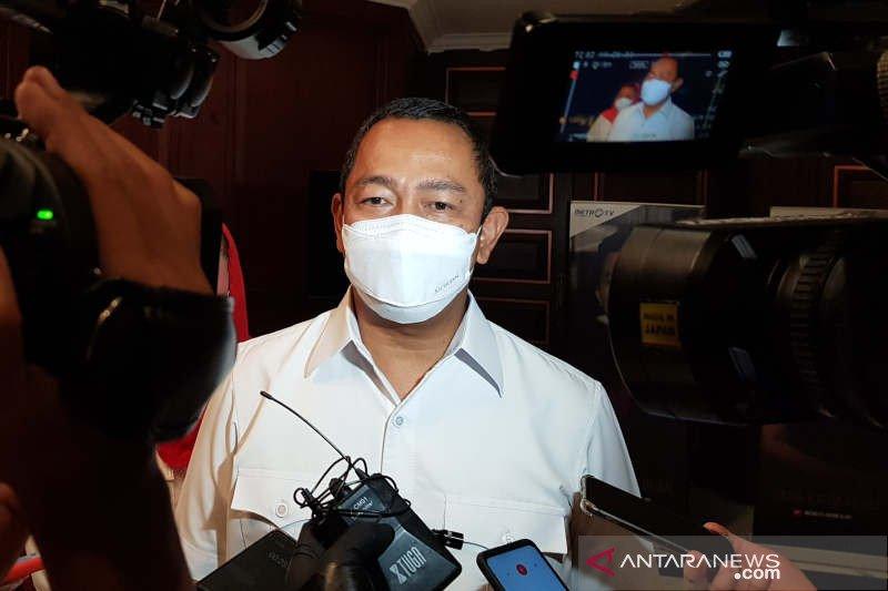 Calon Wali Kota Hendrar Prihadi janji tidak gusur PKL