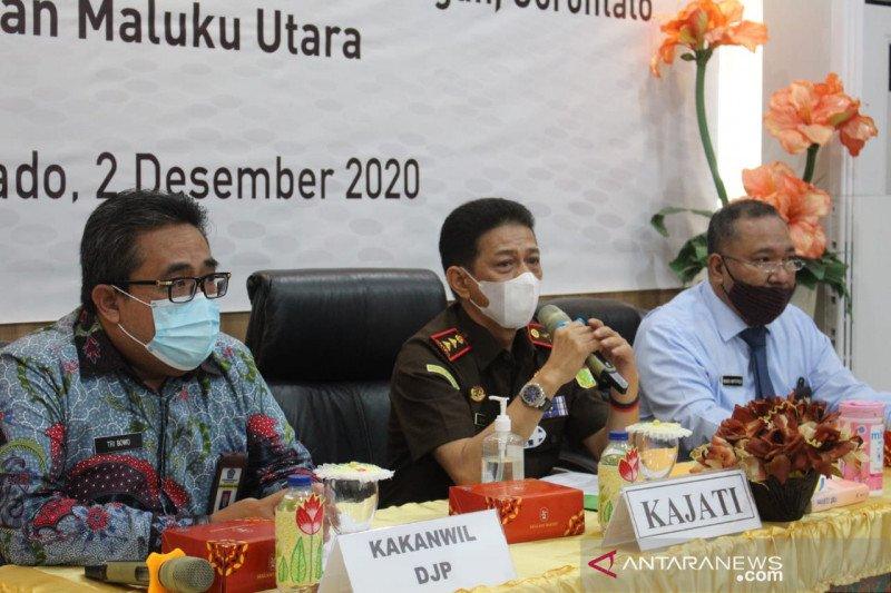 Kejati Sulawesi Utara terima berkas perkara pidana perpajakan