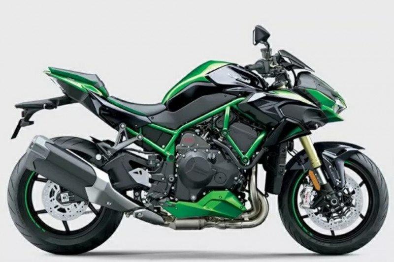 Lima motor baru Kawasaki, termasuk Ninja ZX