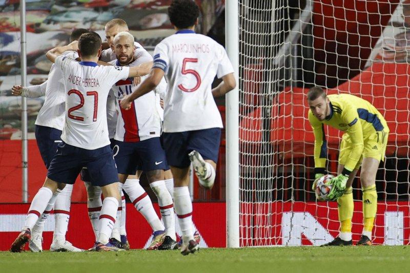 PSG menang atas MU 3-1 buat rebut tiket 16 besar semakin ketat