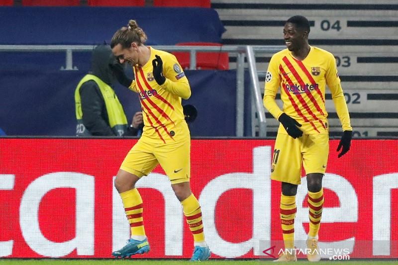 Barcelona dan Juventus menang di laga kelima Grup G