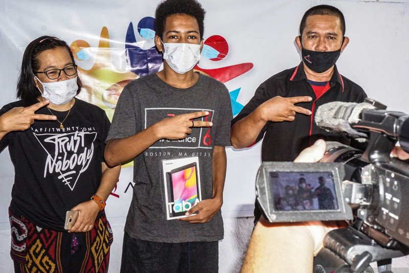 LKBN ANTARA dukung bantuan anak berprestasi Papua