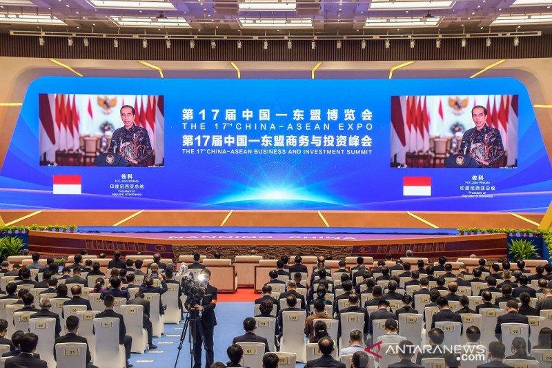 Indonesia himpun transaksi perdagangan Rp215,9 miliar dari China-ASEAN Expo