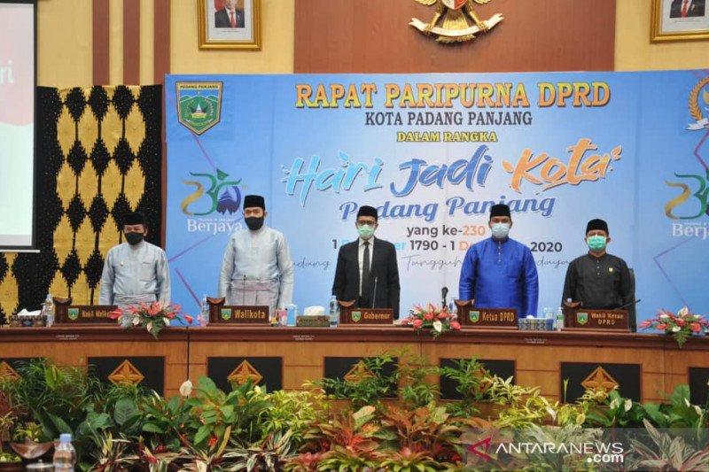 HJK-230 Kota Padang Panjang, Pemkot luncurkan 150 inovasi pelayanan masyarakat