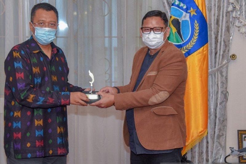 NTB-Jawa Barat menjalin kerja sama penguatan produk industri Kreatif