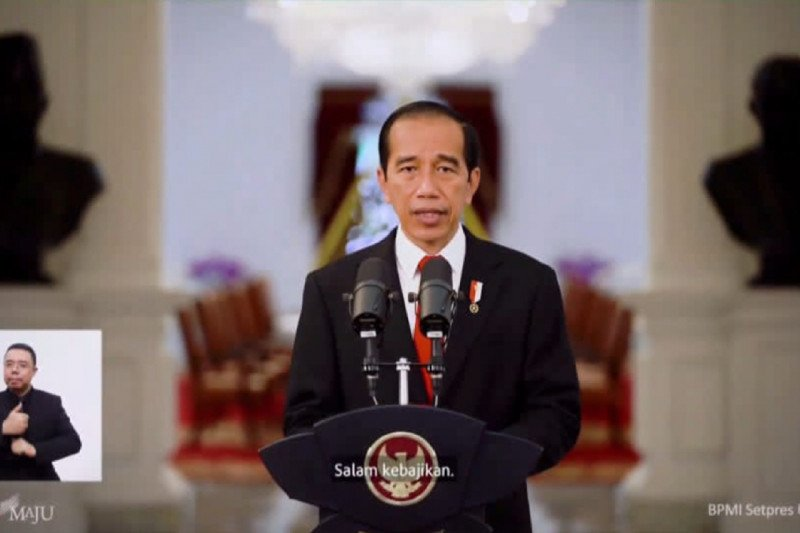 Indonesia's export potential yet to be fully explored: President Jokowi