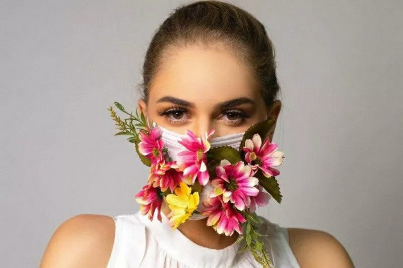 Benarkah oleskan minyak kayu putih di masker bunuh virus corona?