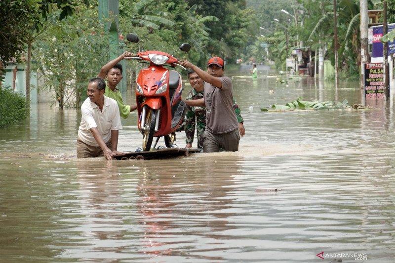 Wilayah Banyumas Raya berstatus siaga bencana hidrometeorologi