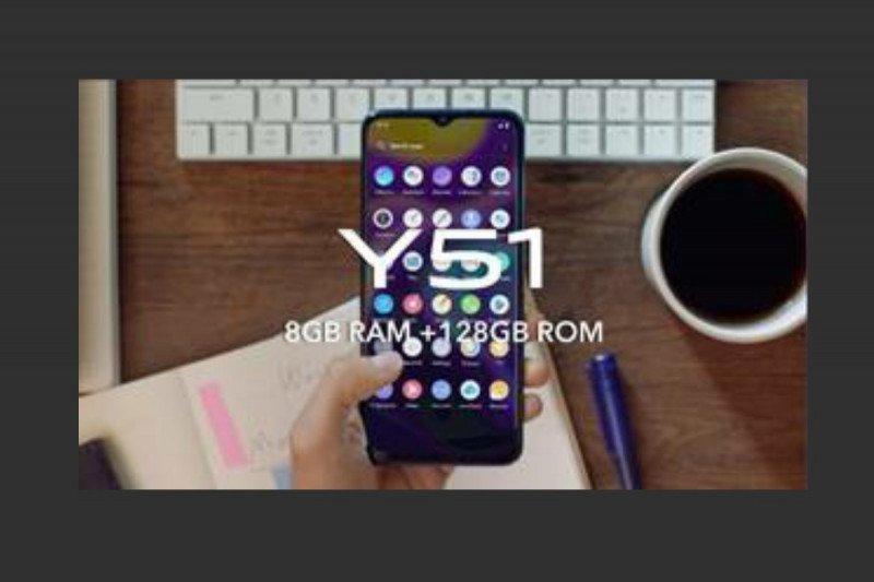 Vivo segera luncurkan ponsel baru Y51