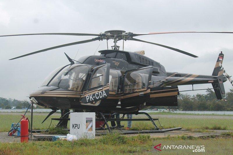 KPU Yalimo mulai distribusi logistik Pilkada 5 Desember