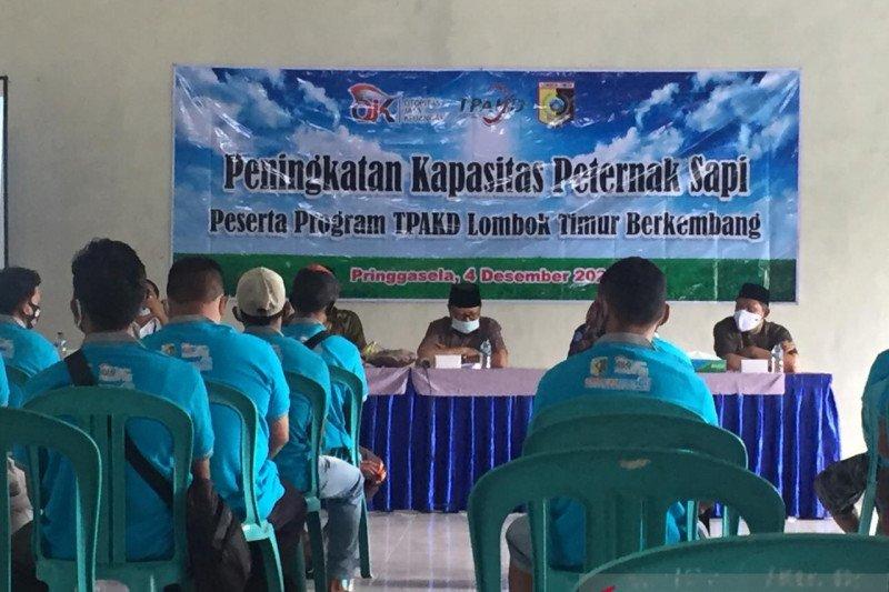 763 peternak di Lombok Timur serap dana bantuan Pemkab