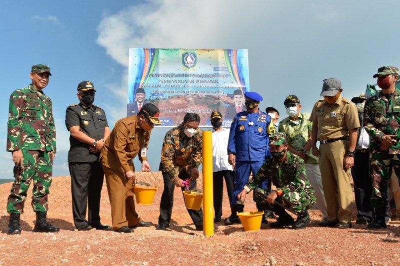 Jembatan Batam Bintan tetap dibangun meski bukan proyek strategis nasional