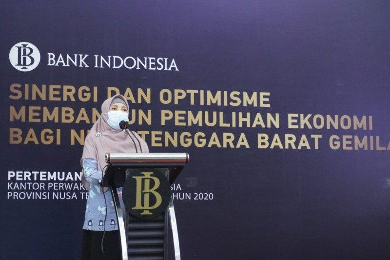 PTBI 2020: dorong optimisme dan sinergi dalam pemulihan ekonomi NTB yang inklusif
