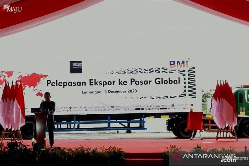 Mendag catat ekspor oleh 54 UKM ekspor Rp178 miliar