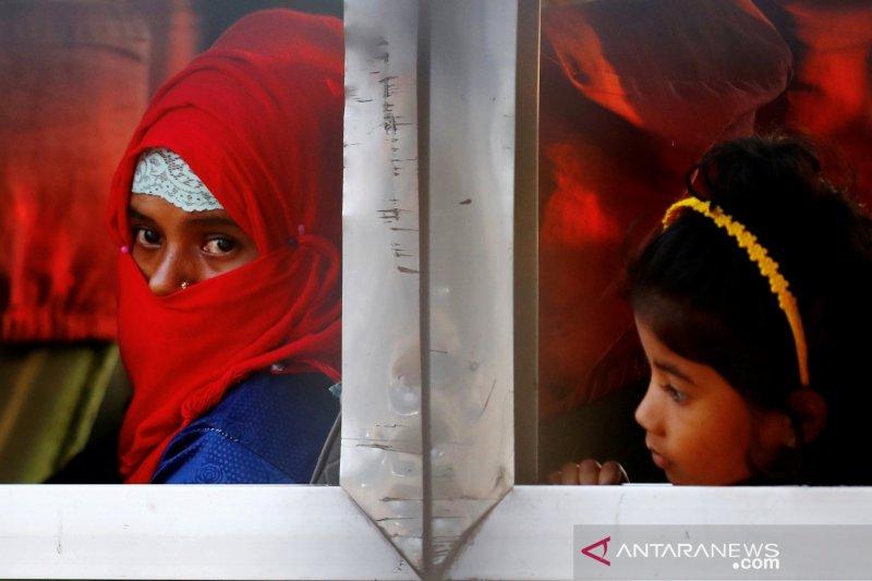 Ke UNHCR, warga Rohingya keluhkan kondisi di pulau terpencil Bangladesh