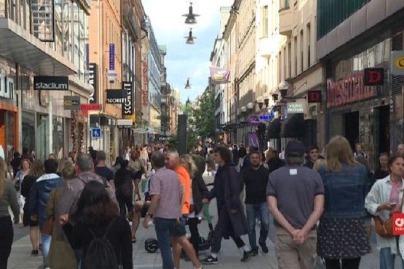 "Polisi Swedia selidiki kemungkinan adanya ""motif teror"" dalam serangan pisau"
