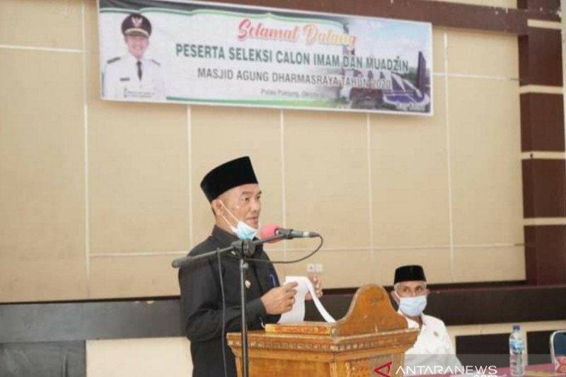 Plt Bupati sampaikan Ranperda APBD 2021 ke DPRD