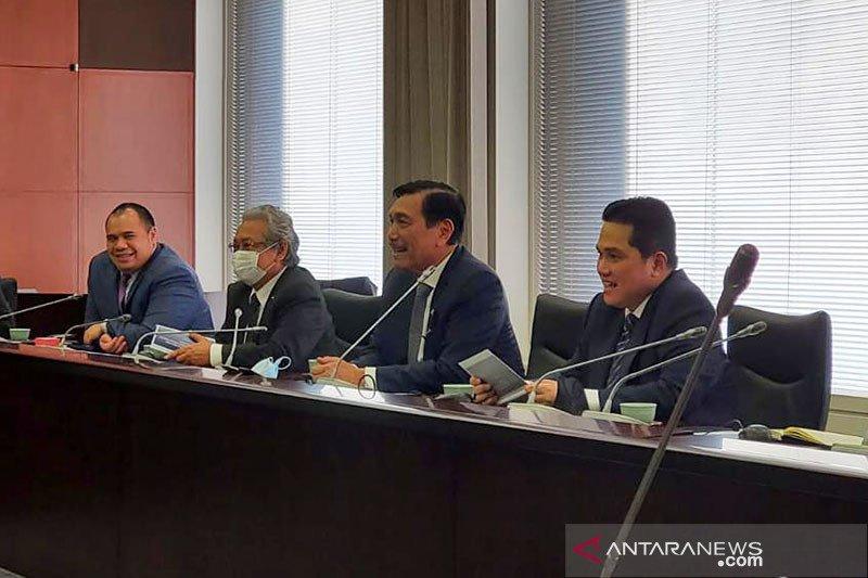 Jepang akan investasi 4 miliar dolar untuk dukung SWF Indonesia