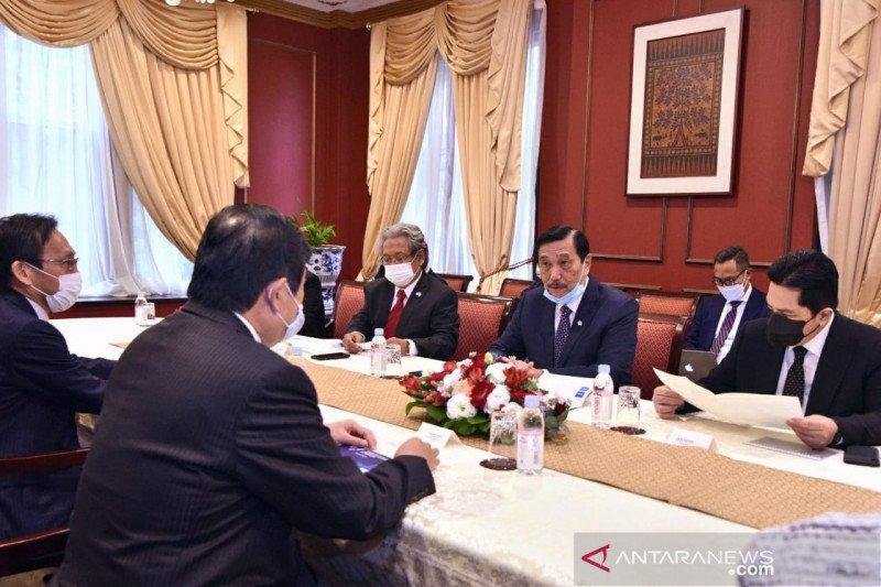 Kemarin, Jepang investasi dukung SWF Indonesia hingga lapangan kerja pada 2021