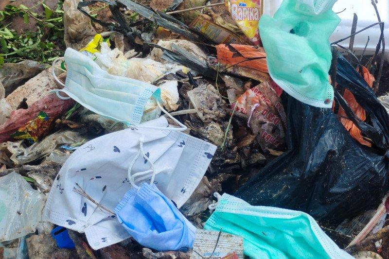 Yogyakarta ingatkan masyarakat bijak mengelola sampah masker