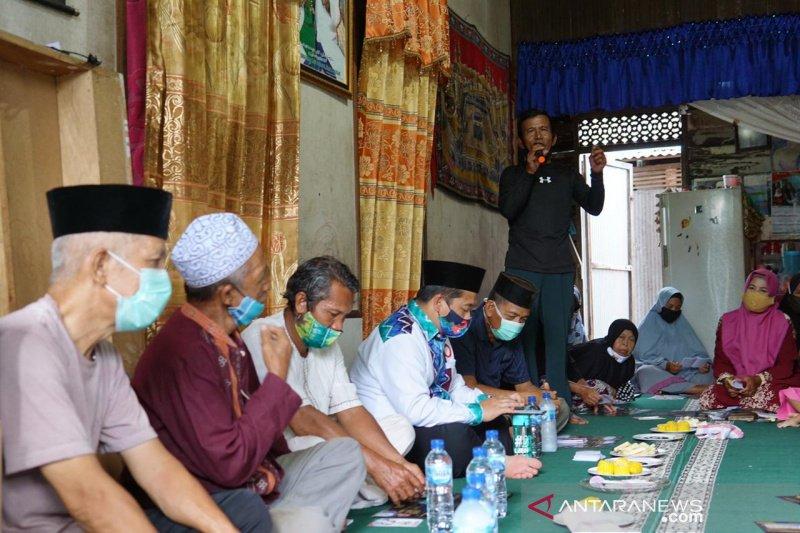 Warga merasa Banjarmasin banyak kemajuan selama H Ibnu Sina memimpin