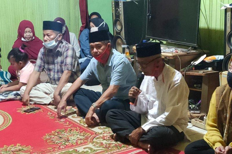 Cabup HST Tamzil akhiri kampanye di Desa Karatau Batu Benawa