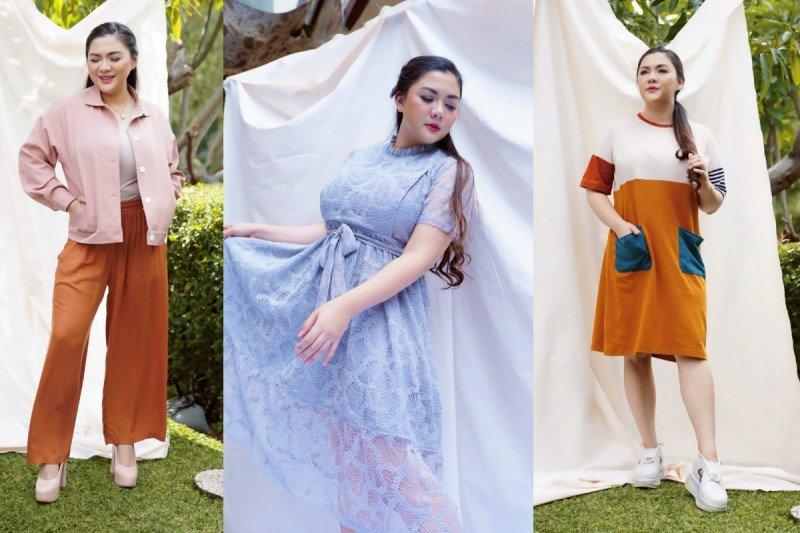 Vicky Shu kolaborasi dengan brand fesyen dukung pemberian ASI eksklusif