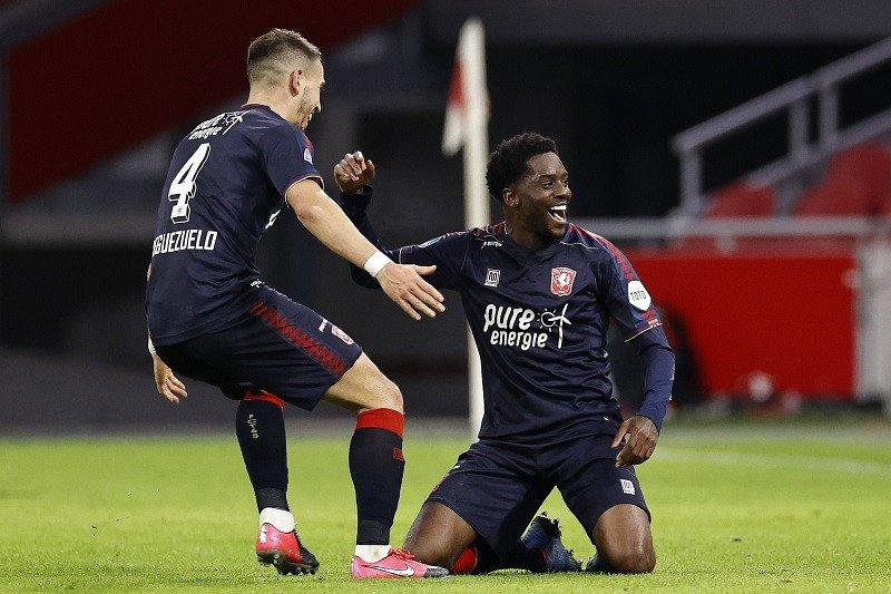Twente hentikan kemenangan beruntun Ajax