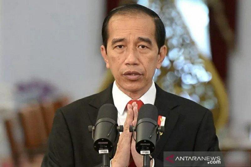 Presiden tegaskan tak akan lindungi pejabat korupsi
