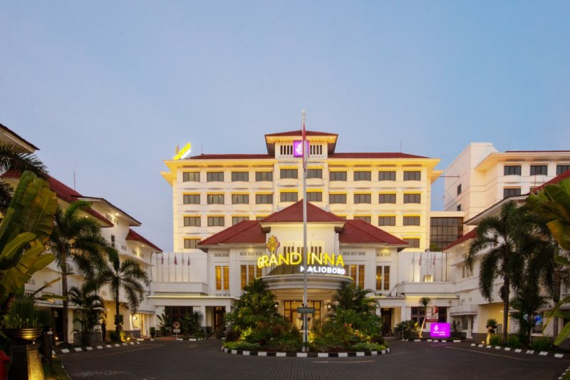 Hotel Grand Inna Malioboro hadirkan festival kuliner sambut akhir tahun