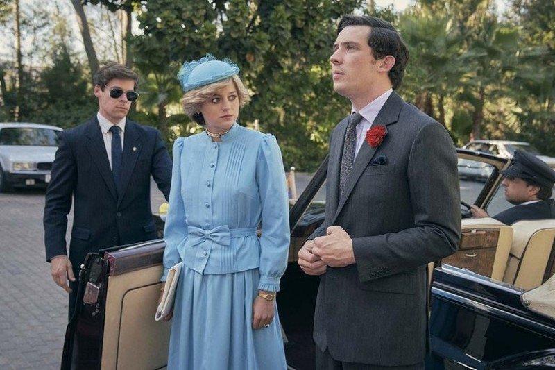 """Netflix tidak berencana tambah pernyataan cerita fiksi pada serial """"The Crown"""""""