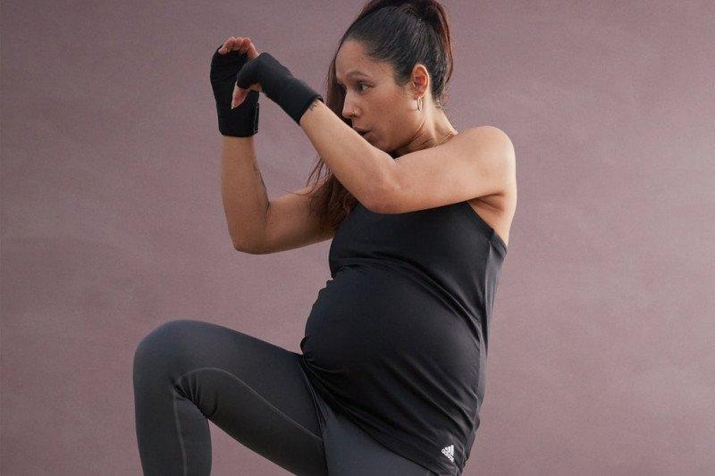 Adidas hadirkan busana olahraga untuk ibu hamil