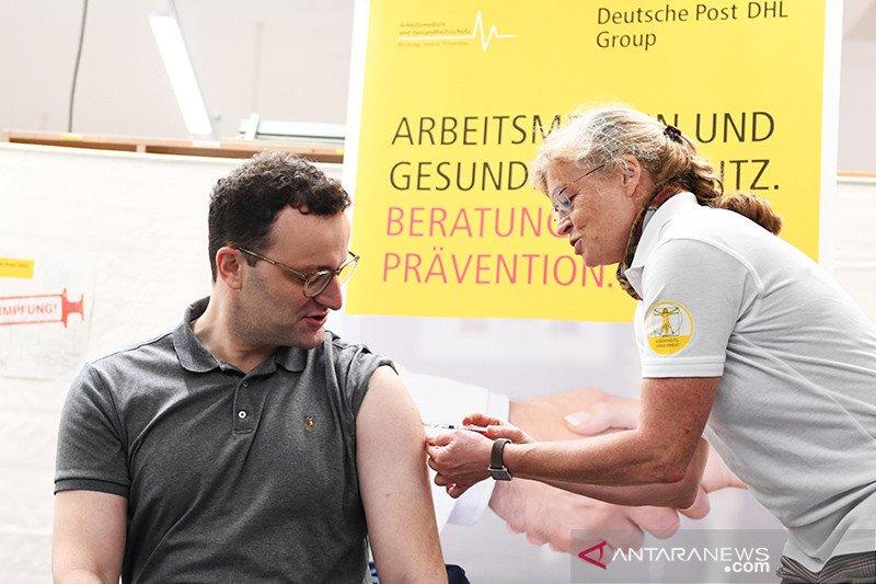 Menkes Jerman sebut gelombang ketiga pandemi berhasil dipatahkan