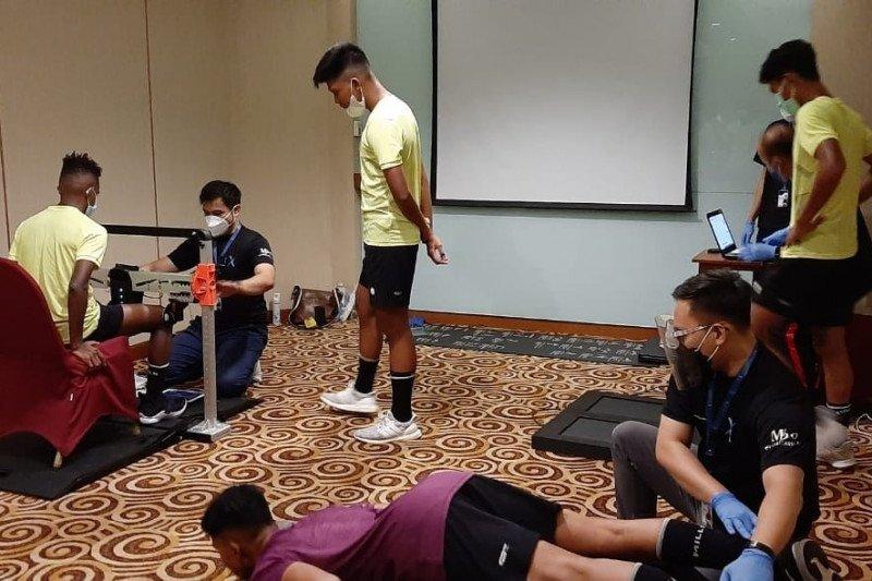 Pantau fisik pemain, Timnas U-16 manfaatkan sains olahraga