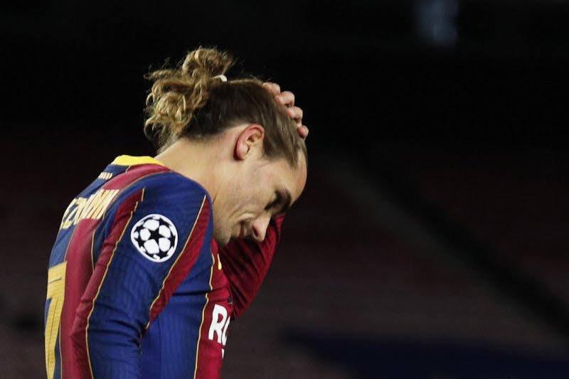Griezmann sebut Barcelona main tanpa berkeinginan menang saat dihajar Juve