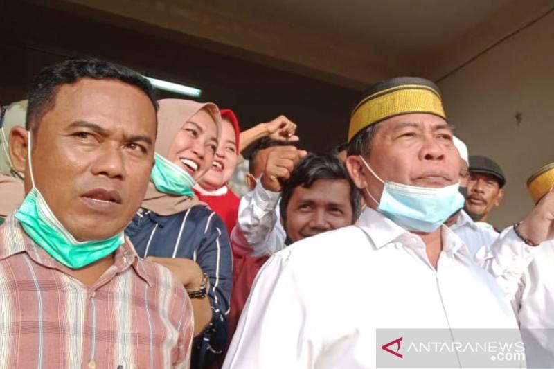 Zainal - Yansen klaim kemenangan pada pilgub Kaltara