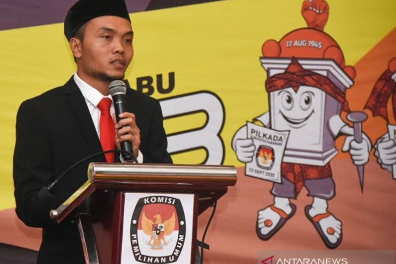 1,6 juta warga Karawang tentukan calon bupati pilihannya