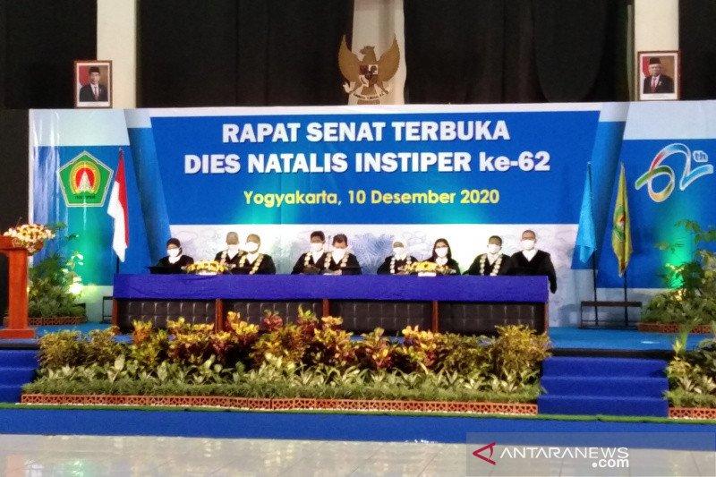 Instiper Yogyakarta menyiapkan sarana teknologi untuk pembelajaran daring