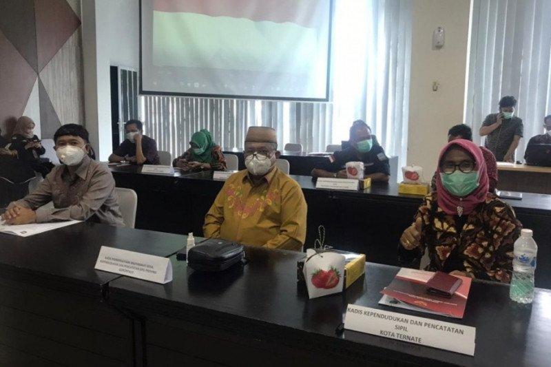 Provinsi Gorontalo raih penghargaan Kemendagri terkait nol rekam KTP-el