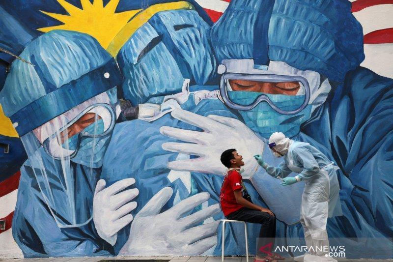 Malaysia Kurangi Masa Karantina Covid 19 Jadi 10 Hari Antara News