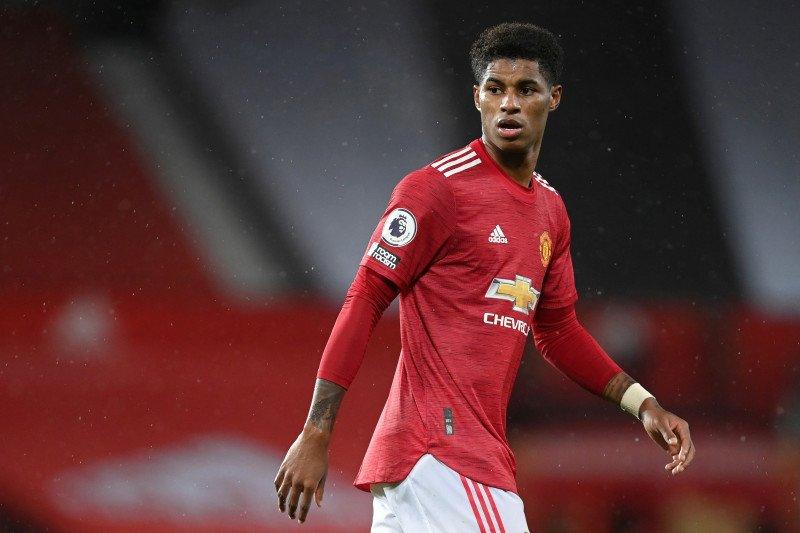 Rashford mengisyaratkan ingin habiskan kariernya di Manchester United