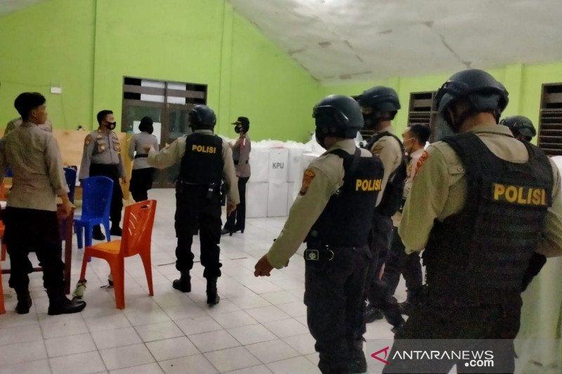 Polres Palu gencar patroli sambang di perkantoran pascapilkada