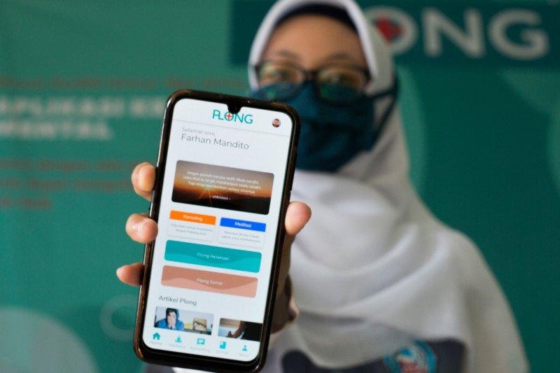 Pelajar SMAN 1 Bandung Barat ciptakan aplikasi antidepresi