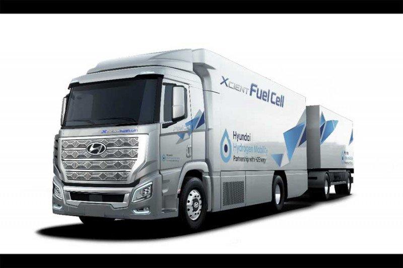 HTWO, merek baru kendaraan hidrogen Hyundai