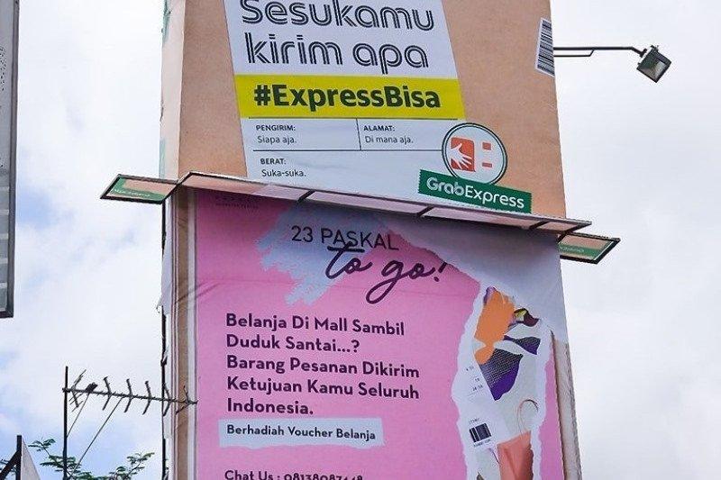 GrabExpress hadirkan #ExpressBisa dukung UMKM lokal