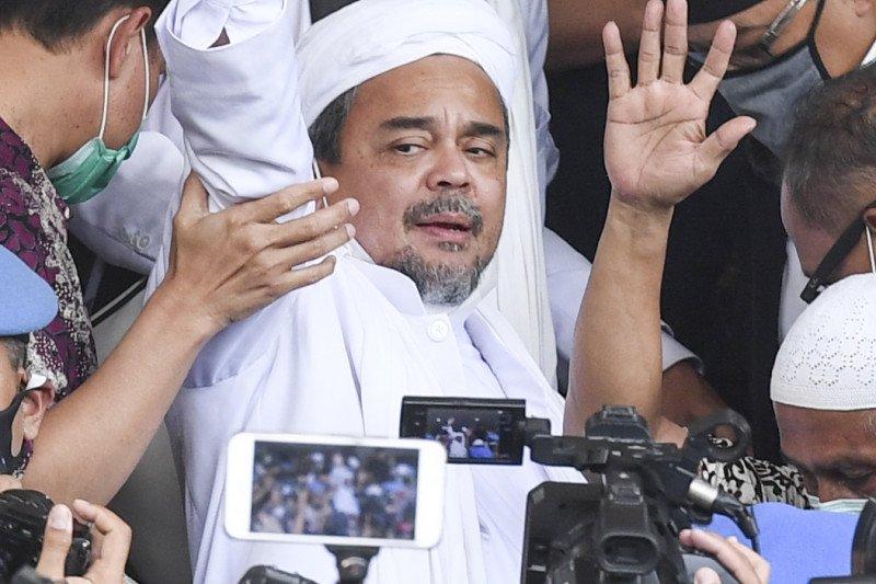 Munarman sebut polisi belum tanya Rizieq soal pelanggaran prokes