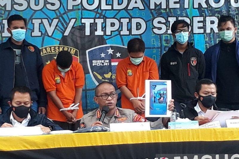 Warga Bogor diciduk terbukti hina polisi soal penangkapan Rizieq