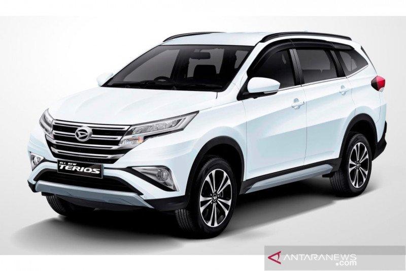 Penjualan otomotif Daihatsu tembus 90 ribu unit hingga November 2020