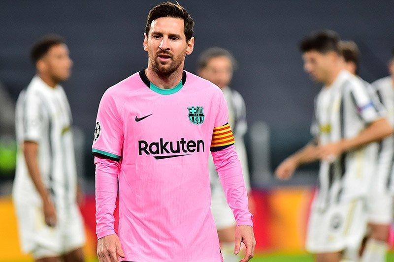 Messi pemain terbaik sepanjang masa, lampaui Pele dan Maradona